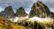 峻峭的山脉图片(14张)