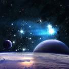 宇宙中的行星图片(7张)