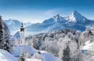 雪山风景图片(11张)