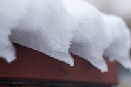 寒冷冬季雪景图片(13张)