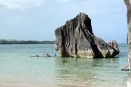 海边岩石图片(9张)