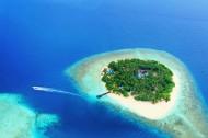海岛全景图片(14张)