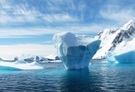 南极洲的雪图片(15张)