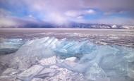 冷冻的冰面图片(11张)