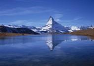 山脉河流景色图片(52张)