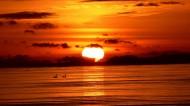 唯美的落日图片(10张)