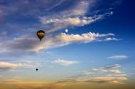 广袤的蓝天白云图片(10张)