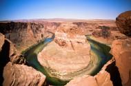 环形峡谷地貌图片(12张)
