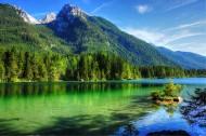 清澈的湖泊图片(10张)