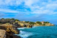 地中海海岸风光图片(10张)