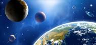美丽的星球和浩瀚的宇宙图片(18张)