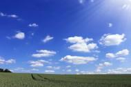 天空的白云图片(12张)