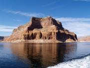 天然水库之鲍威尔湖图片(15张)