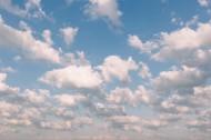 天空中变幻莫测的白云图片(10张)