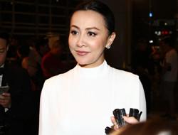 刘嘉玲自称与关之琳不是好友:结婚离婚我都不知道