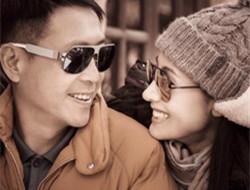 李嘉欣告白老公 晒与许晋亨合影庆结婚7周年