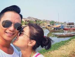 结婚四个月快乐!胡杏儿晒与老公旅行甜照庆祝
