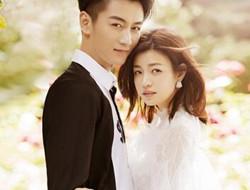 婚礼在即忙发糖!陈妍希示爱陈晓:看到他就想嫁