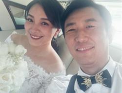 鸟巢迎首场婚礼 申冬奥形象大使李妮娜大婚
