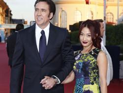 结婚12年 凯奇恐与韩裔妻子结束婚姻关系
