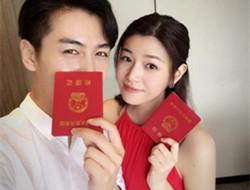陈晓陈妍希合肥领证 曝新娘已怀孕