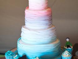这些蛋糕都好美 婚礼最美蛋糕