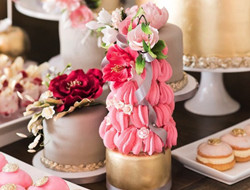 让你的婚礼甜蜜蜜 婚礼甜品区