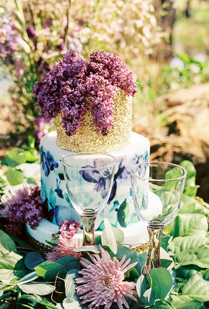 梦幻婚礼蛋糕