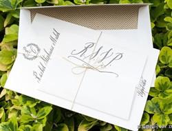 DIY你的婚礼请柬教程