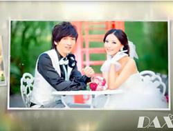 一段浪漫新颖的婚礼仪式让你的新娘满意与众不同……