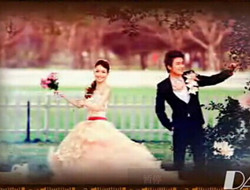 婚礼预告片 婚礼大片MV幸福悄悄的来了