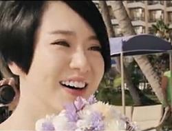 戚薇 李承铉塞班岛婚礼视频完整版