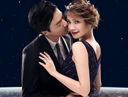 巴黎之吻 时尚典雅风