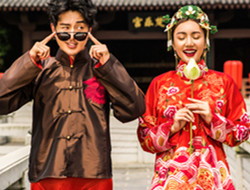 楚乐宫赋 古装中式爱情