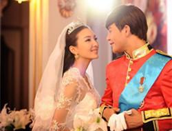 尽显皇室优雅典范 低调奢华皇室婚纱摄影
