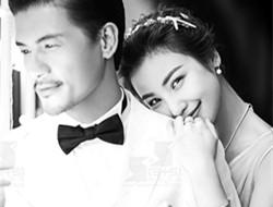 黑白色调的浪漫爱情故事