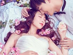 爱情从希望开始 花枝浪漫