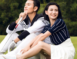 漫享时光 高尔夫球之恋