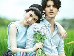麦田清新日系写真