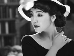 复古黑白 法式写真