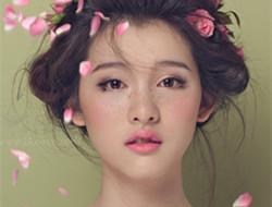 花与新娘 唯美清新发型
