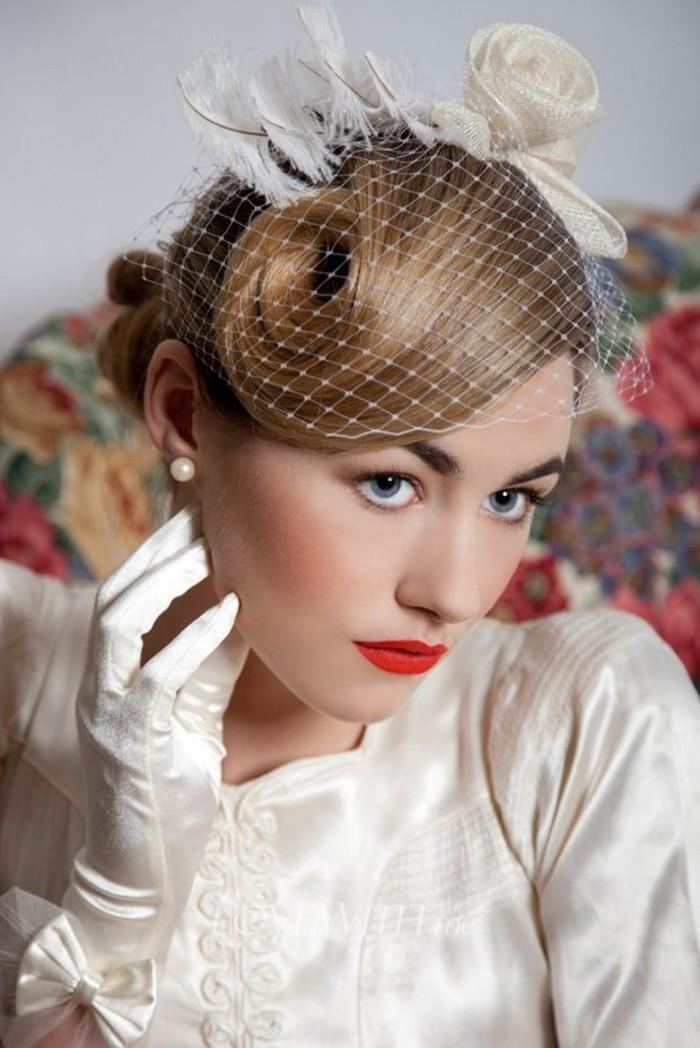 不管你今年计划步入婚姻殿堂还是暂时只做做婚礼的白日美梦,都得先选定那么几种婚礼风格,之后才好匹配完美的发型及妆容。一起来看下面带来的新娘造型图片,看看你适合哪一种复古新娘。