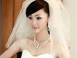 优雅新娘就是你 2015韩式新娘妆教程