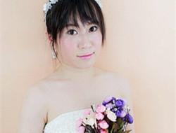 靓丽装扮幸福出嫁 韩式新娘妆的画法步骤