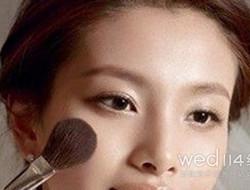八个技巧打造唯美妆容 韩式新娘妆的画法步骤