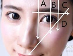 百搭平眉最流行 新娘妆眉毛的画法