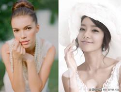 新娘最爱超人气透明感裸妆 美得像自己