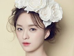自然演绎最美时刻 甜美韩式新娘妆