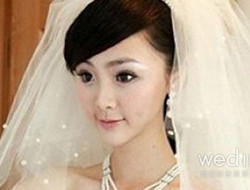 打造最美新娘 新娘妆的画法