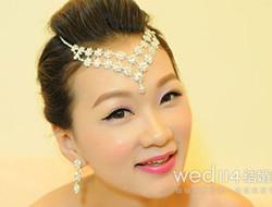 教你最详细步骤 韩式新娘妆化妆教程